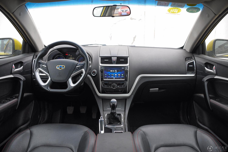 吉利 新帝豪  2014款 两厢 1.5L MT精英型