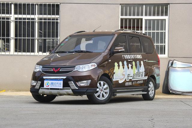 五菱宏光  2014款 S 1.5L MT豪华型