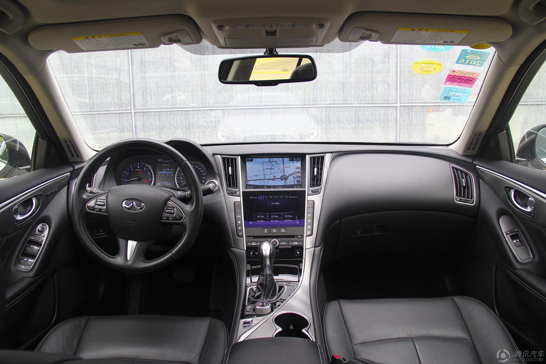英菲尼迪Q50  2014款 2.0T AT豪华版
