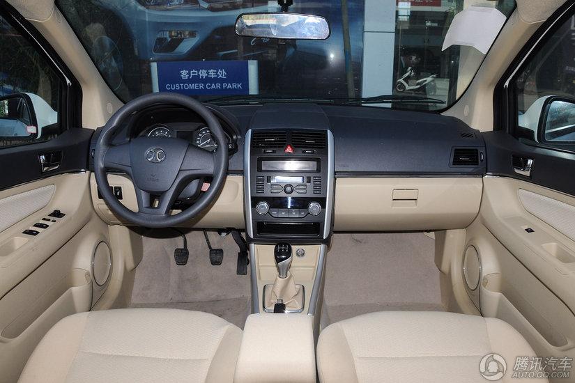 北汽绅宝D20 2015款 三厢 1.5L AT乐天版