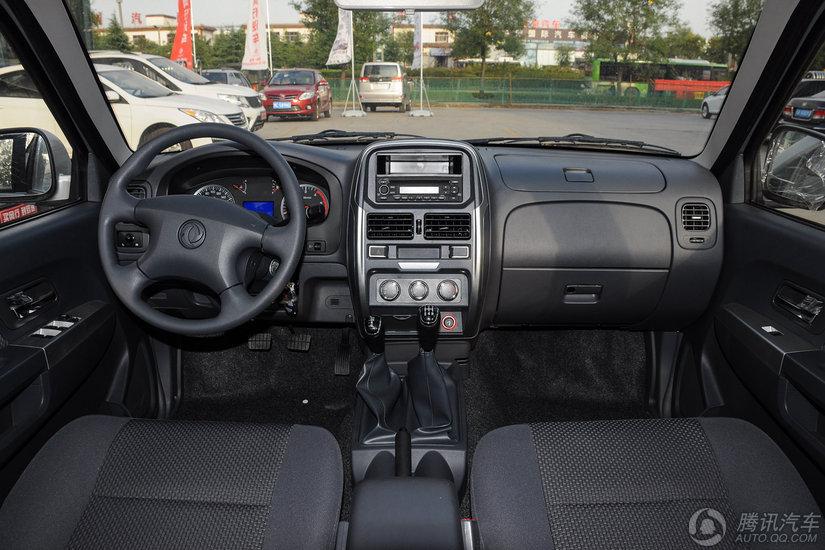 东风郑州日产 锐骐皮卡 2015款 精英版 2.5T 柴油四驱豪华型ZD25TCI