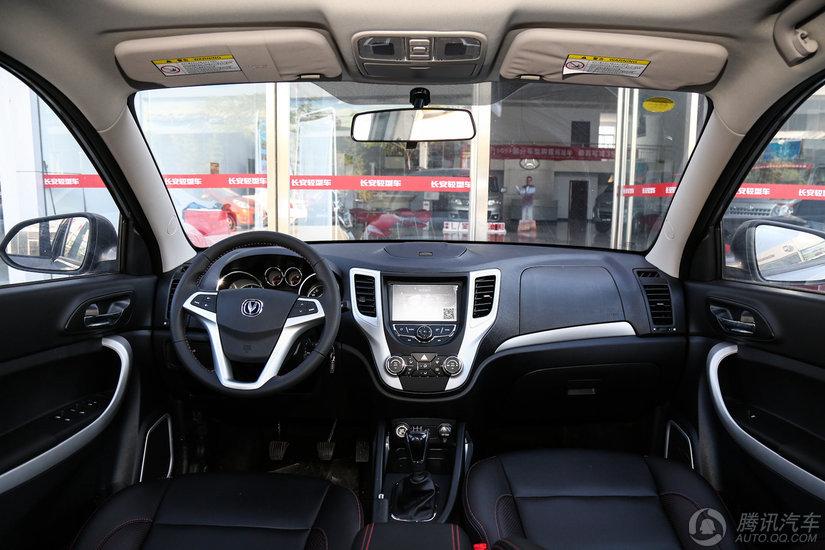 长安汽车 CS35 2015款 1.6L MT豪华型(国IV)