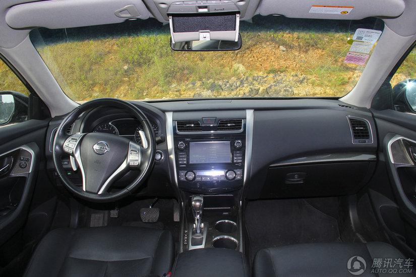 日产 天籁 2013款 2.5L XL-NAVI 豪华版