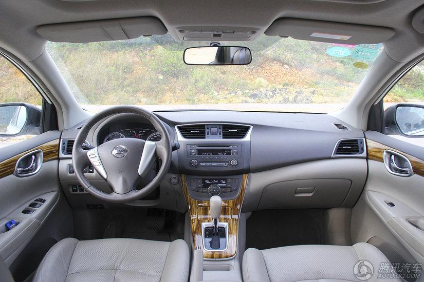 日产 新轩逸 2012款 1.8XL CVT豪华版