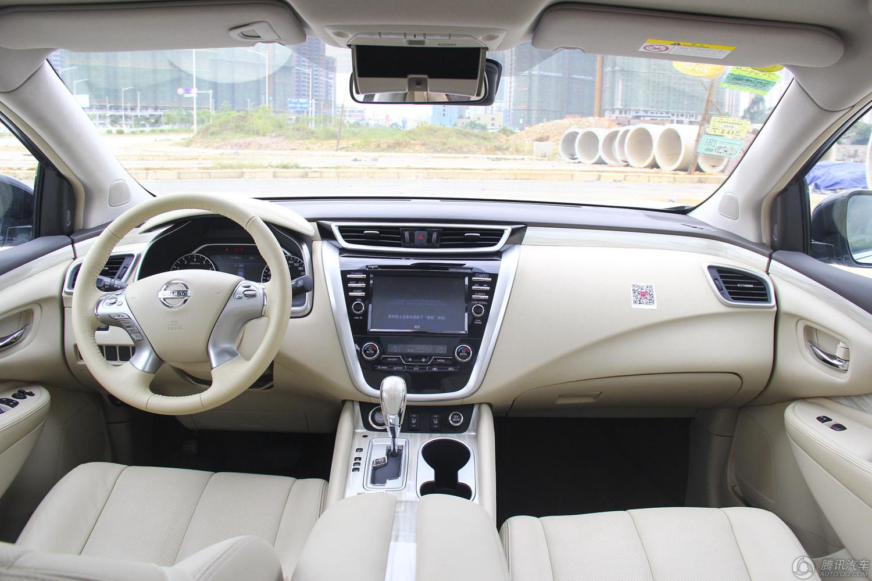 日产 楼兰 2015款 2.5L CVT XV RES Plus 两驱豪雅版