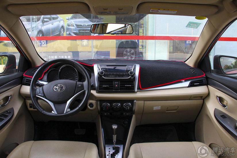 丰田 威驰 2015款 1.5L AT智尊星光版