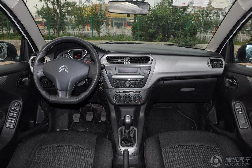 雪铁龙 全新爱丽舍 2014款 1.6L MT舒适型