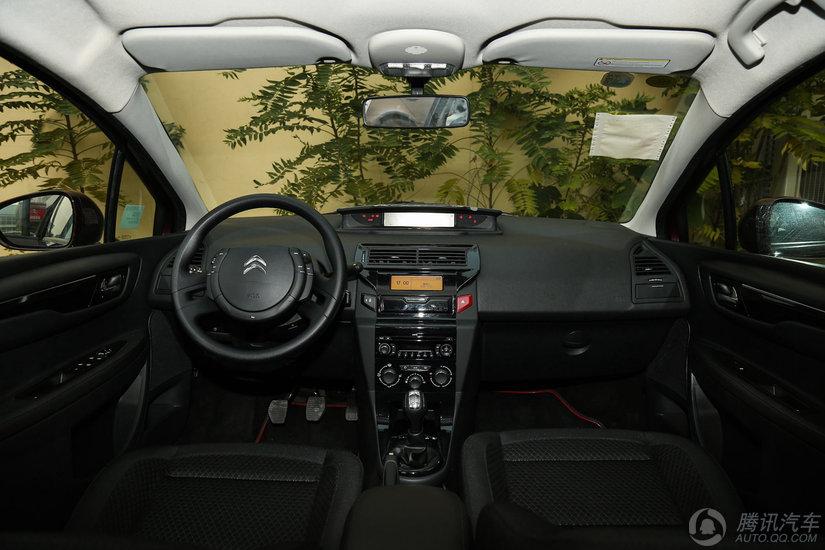 雪铁龙 世嘉 2013款 三厢 1.6L MT品尚型