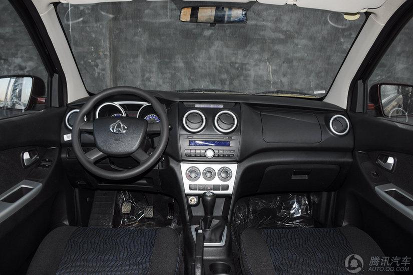 长安商用 欧诺 2014款 1.5L MT基本型