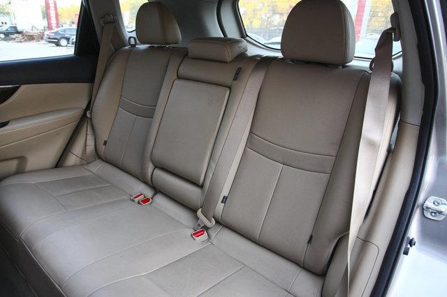 日产 奇骏 2014款 2.5L CVT四驱至尊版