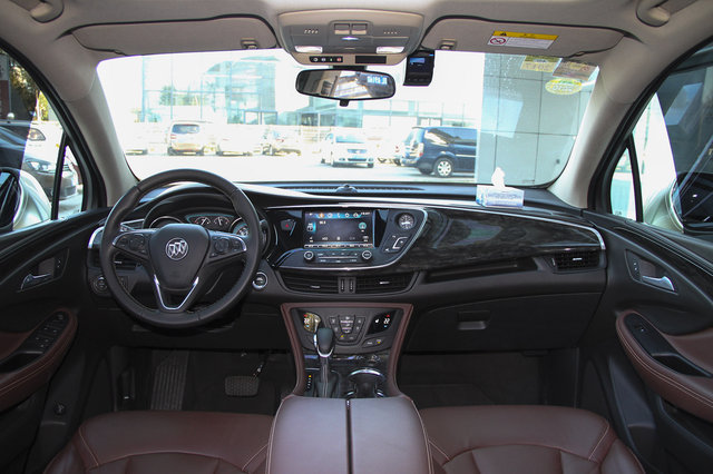 别克 昂科威 2015款 20T 四驱豪华型