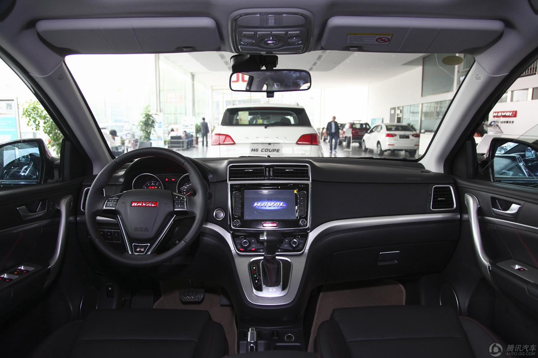 哈弗 哈弗H6 2015款 运动版 1.5T AT两驱豪华型