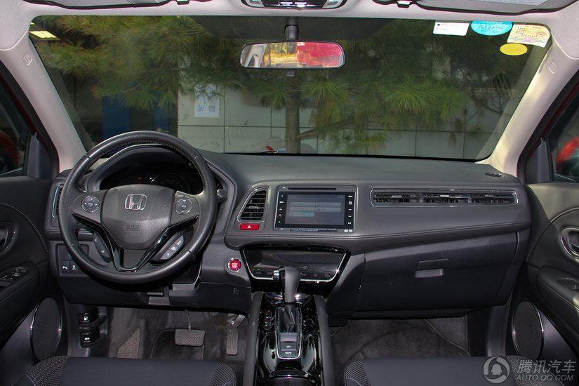 本田缤智 2015款 1.8L CVT四驱旗舰型