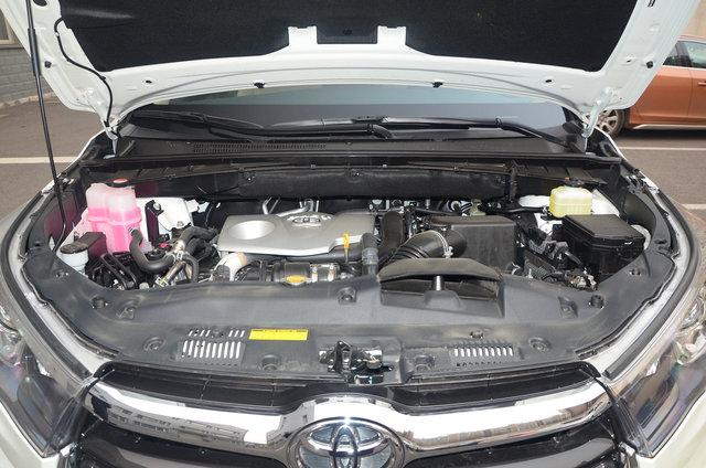 丰田汉兰达 2015款 2.0T AT四驱豪华导航版(7座)