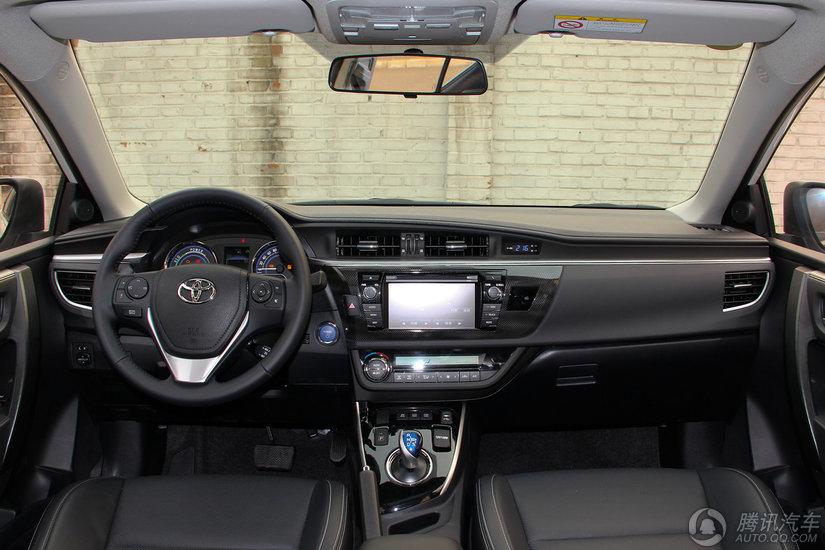 丰田雷凌 2016款 双擎 1.8H V CVT豪华版
