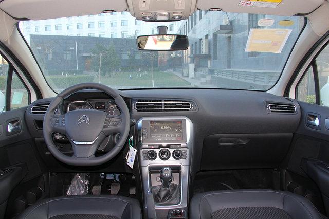 雪铁龙C4世嘉 2016款 1.6L MT豪华型