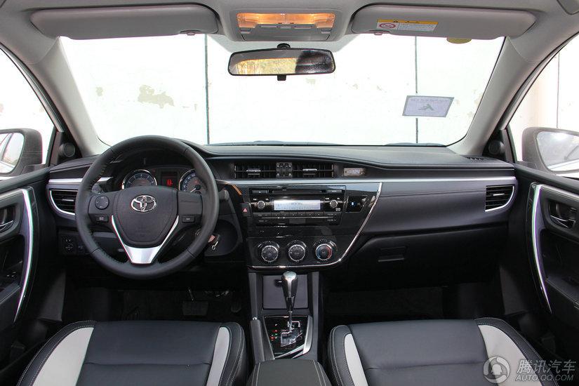 丰田卡罗拉 2016款 1.6L CVT GL-i炫酷版