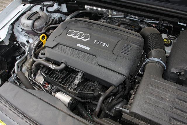 奥迪A3 2015款 Sportback 40 TFSI 豪华型