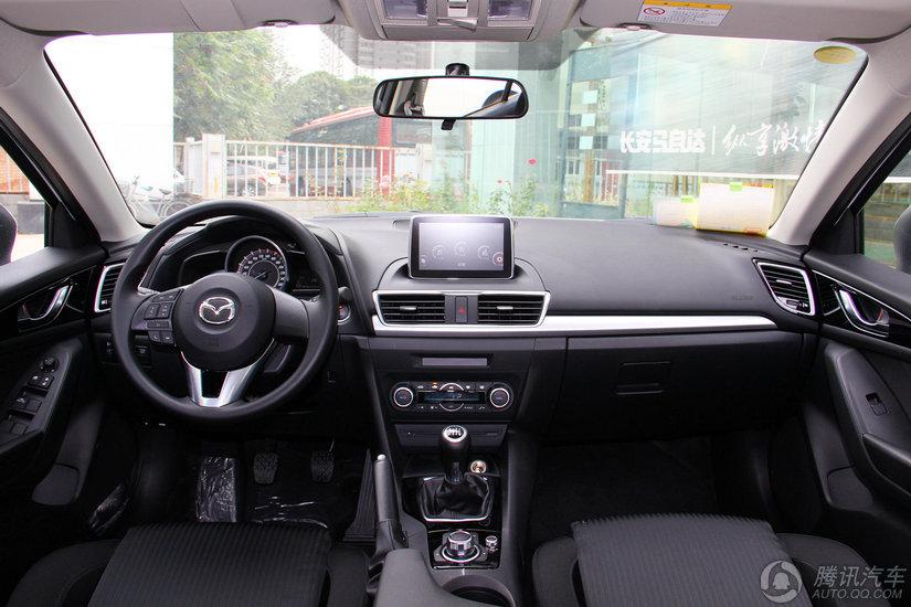 马自达昂克赛拉 2016款 三厢 1.5L MT 豪华型