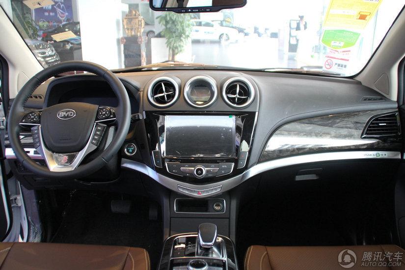 比亚迪唐 2015款 2.0T DCT四驱尊贵型