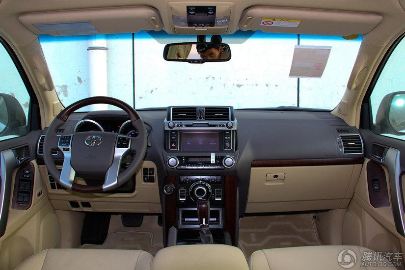丰田普拉多 2016款 3.5L AT VX NAVI