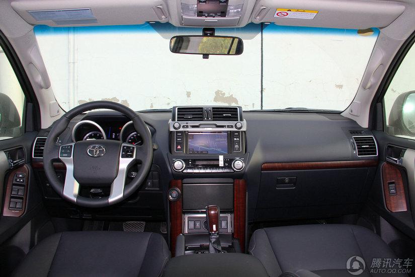丰田普拉多 2016款 3.5L AT TX-L NAVI