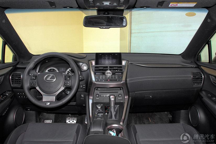 雷克萨斯NX 2016款 200t AT全驱 F SPORT