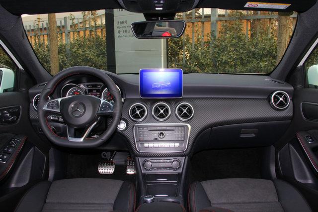 奔驰A级 2016款 A 200 运动型