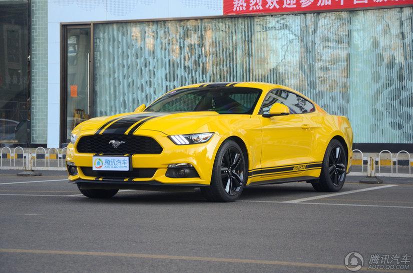 [腾讯行情]东莞 购Mustang优惠让利达2万