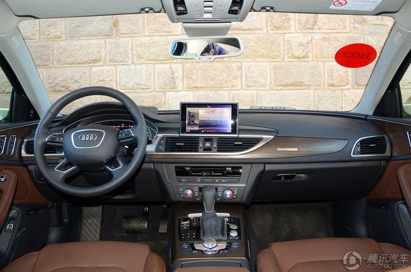 奥迪A6L 2016款 50 TFSI quattro 豪华型