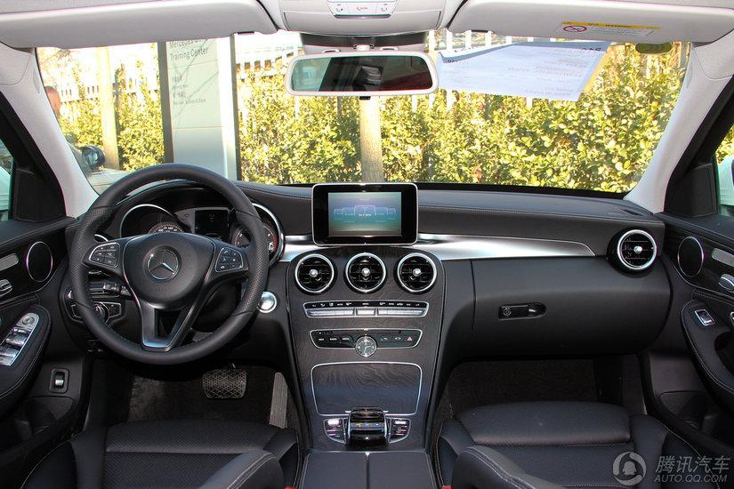 奔驰C级 2015款 C 200 L 4MATIC