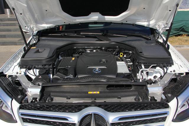 奔驰GLC级 2016款 GLC 260 4MATIC 豪华型