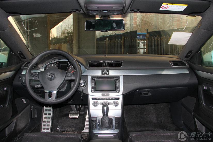 一汽-大众CC 2016款 2.0TSI DSG 豪华型