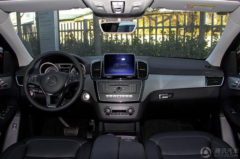 奔驰GLE级 2015款 GLE 320 4MATIC 运动SUV