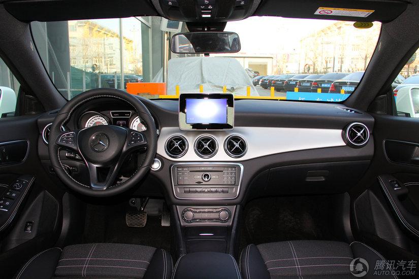 奔驰CLA级 2016款 CLA 200 动感型