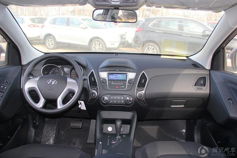 北京现代ix35 2015款 2.0L AT两驱舒适型(国V)