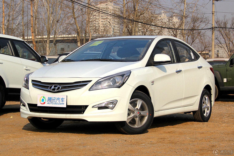 [腾讯行情]蚌埠 瑞纳购车优惠高达1.8万