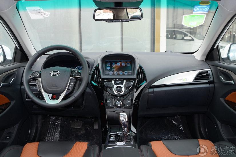 比亚迪秦 2016款 EV300 尊荣型