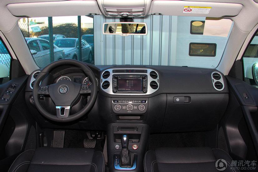 途观 2015款 1.8TSI AT两驱豪华型