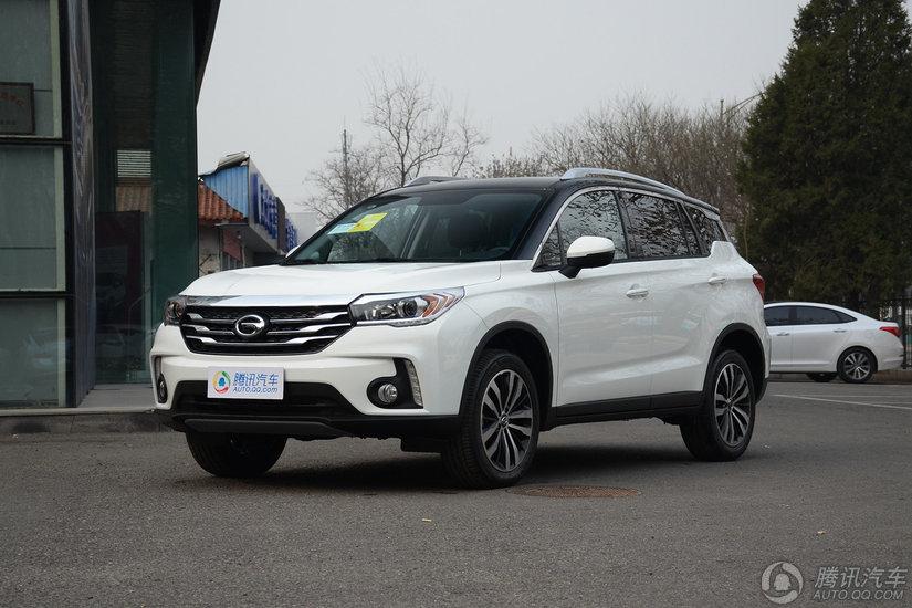 [腾讯行情]沧州 传祺GS4优惠高达6000元