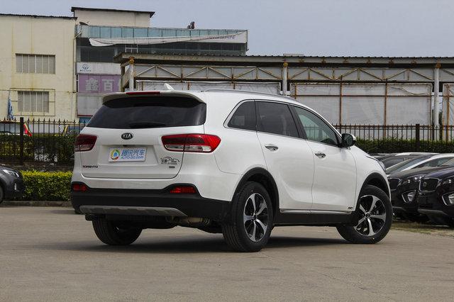 索兰托 2015款 索兰托L 2.4L GDI 汽油4WD精英版7座(国IV)