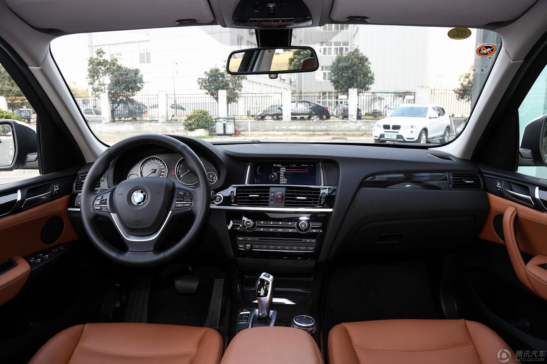 宝马X3 2014款 xDrive28i X设计套装