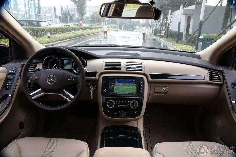 奔驰R级 2015款 R400 4MATIC豪华型