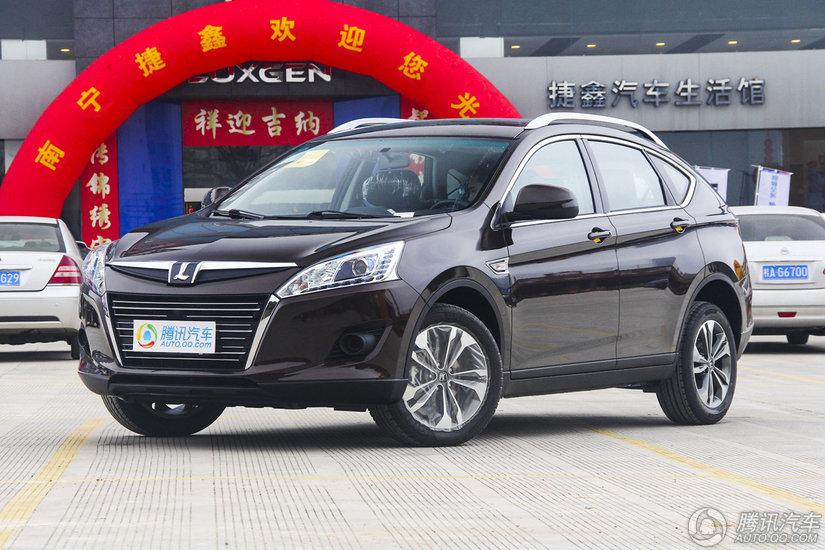 [腾讯行情]惠州 优6 SUV售价11.38万元起