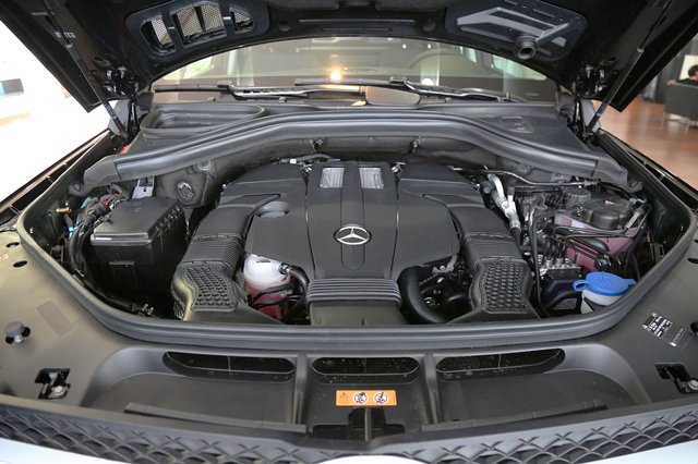 奔驰GLS级  2016款 GLS 400 4MATIC动感型
