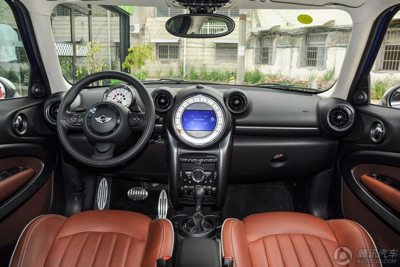 MINIMINI PACEMAN 2014款 1.6T COOPER S ALL 4