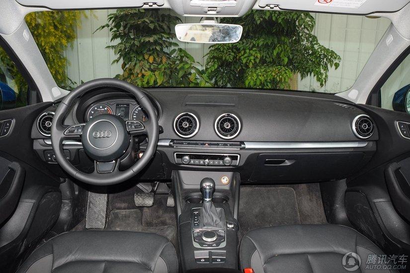 奥迪A3 2014款 Limousine 35 TFSI 进取型