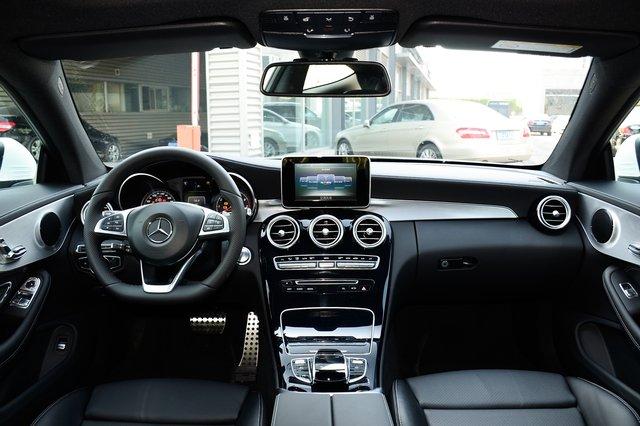 奔驰C级 2016款 C 200 轿跑版
