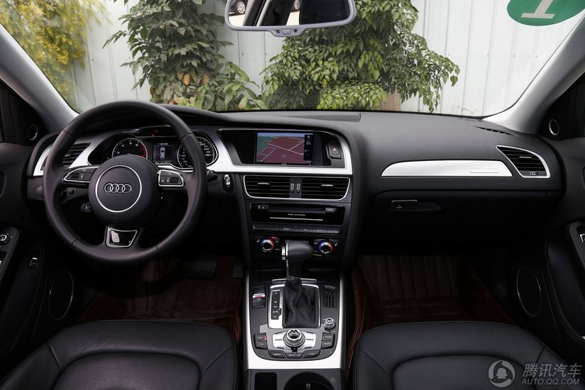 奥迪A4 Allroad 2014款 40 TFSI allroad quattro plus版