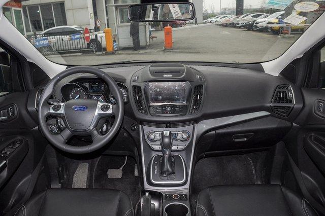 翼虎 2015款 1.5T GTDi 四驱精英型